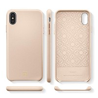 Spigen iPhone Xs Max Case La Manon Câlin Pale Pink 065CS25094