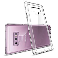 Spigen Samsung Galaxy Note 9 Case Slim Armor Crystal Clear 599CS24506