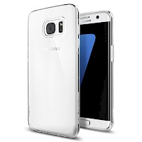 Spigen Galaxy S7 Edge Case Liquid Crystal 556CS20032