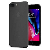 Spigen iPhone 7/8 Plus Case Air Skin Black 043CS20870