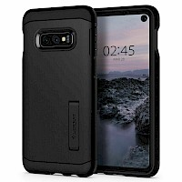 Spigen Galaxy S10e Case Tough Armor Black 609CS25842