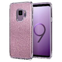 Spigen Galaxy S9 Case Slim Armor Crystal Rose Quartz 592CS22886