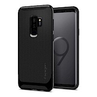 Spigen Galaxy S9 Plus Case Neo Hybrid Shiny Black 593CS22942
