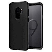 Spigen Galaxy S9 Case Liquid Crystal Matte Black 592CS22825