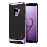 Spigen Galaxy S9 Case Neo Hybrid Lilac Purple 592CS22860