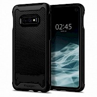 Spigen Galaxy S10e Case Hybrid NX Black 609CS25668