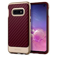 Spigen Galaxy S10e Case Neo Hybrid Burgundy 609CS25847
