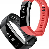 Huawei Color Band A2 Crvena