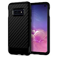 Spigen Galaxy S10e Case Neo Hybrid Midnight Black 609CS25845