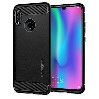 Spigen Huawei P Smart 2019 Rugged Armor Matte Black L40CS25949
