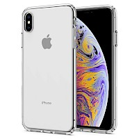 Spigen iPhone Xs Max Case Liquid Crystal Clear 065CS25122
