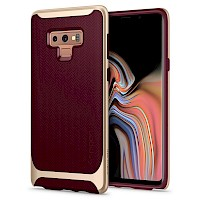 Spigen Samsung Galaxy Note 9 Case Neo Hybrid Burgundy 599CS24592