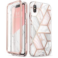 Supcase® iPhone X/Xs Case Cosmo Marble