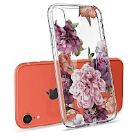 Spigen iPhone X/Xs CIEL Rose Floral 063CS24937