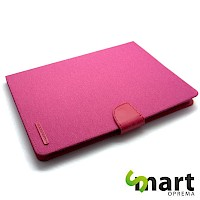 Preklopna futrola za iPad 5 Gen 2017 Canvas Hot Pink