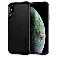 Spigen iPhone X/Xs Case Neo Hybrid Jet Black 063CS24919