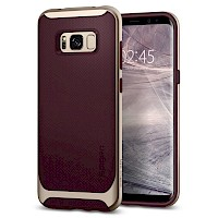 Spigen Galaxy S8 Plus Case Neo Hybrid Burgundy 571CS21649