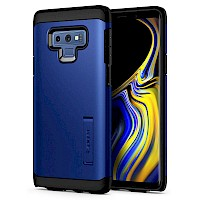 Spigen Samsung Galaxy Note 9 Case Tough Armor Ocean Blue 599CS24591