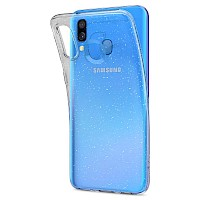 Spigen Samsung Galaxy A40 Case Liquid Crystal Quartz 618CS26442