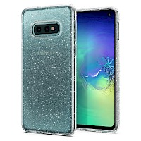 Spigen Galaxy S10e Case Liquid Crystal Glitter Quartz 609CS25834