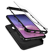 Spigen Galaxy S10e Thin Fit Case 360 Full Coverage Black 609CS25831