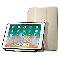 Spigen iPad 9.7 2017/2018 Case Smart Fold 2 Gold 053CS23993
