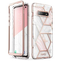 Supcase® Samsung Galaxy S10 Plus Case Cosmo Marble