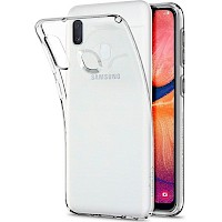 Spigen Samsung Galaxy A20e Case Liquid Crystal Clear 622CS27412