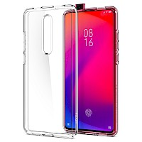 Spigen Xiaomi Mi 9T Case Ultra Hybrid Crystal Clear S53CS27303