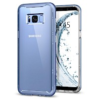 Spigen Galaxy S8 Case Neo Hybrid Crystal Coral Blue 565CS21605