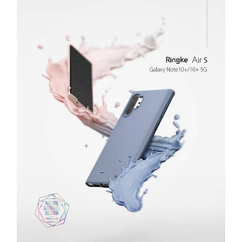 Ringke® Samsung Galaxy Note 10 Plus Case Air S Gray