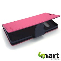 Preklopna futrola za Samsung Galaxy Note 8 Hot Pink