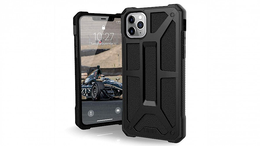 Premium UAG Urban Armor Gear MONARCH maska za iPhone 11 Pro Crna