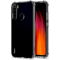 Spigen Xiaomi Redmi Note 8 Crystal Shell Crystal Clear ACS00439