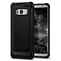 Spigen Galaxy S8 Plus Case Rugged Armor Extra Black 571CS21276