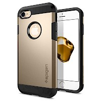 Spigen iPhone 7/8 Case Tough Armor Champagne Gold 042CS20490