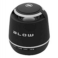 Bluetooth LED zvučnik BLOW BT80 Crni + FM radio