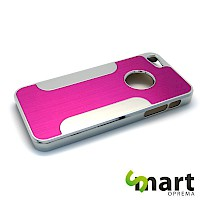 Aluminijska maska za iPhone 5(s)&SE Hot Pink #1