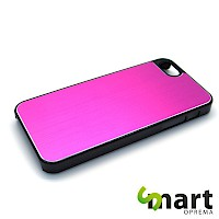Aluminijska maska za iPhone 5(s)&SE Hot Pink