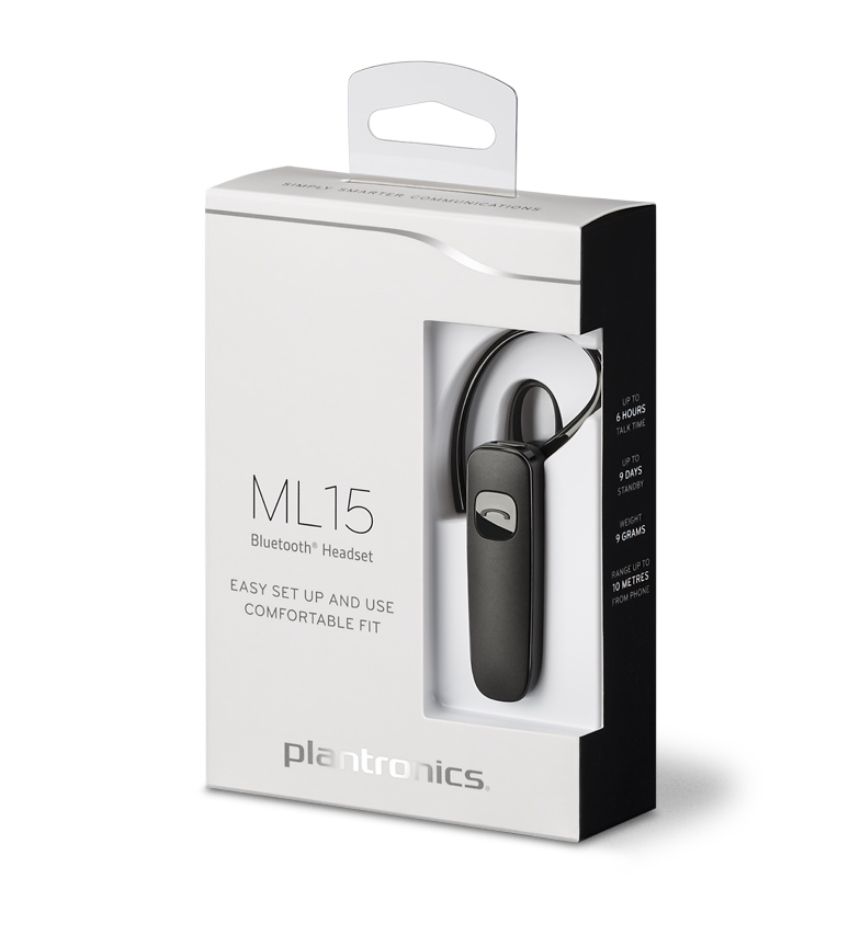 Bluetooth Slušalica Plantronics ML15