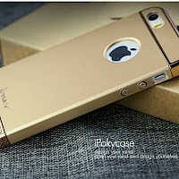 iPaky maska za iPhone 5(s)&SE Fashion Zlatna