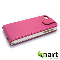 Preklopna futrola za iPhone 5(s)&SE Hot Pink #1