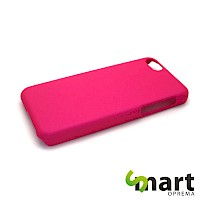 Plastična maska iPhone za 5C Hot Pink