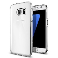 Spigen Galaxy S7 Case Ultra Hybrid Crystal Clear