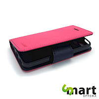 Preklopna futrola za iPhone 5C Hot Pink