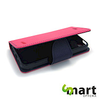 Preklopna futrola za iPhone 5(s)&SE Hot Pink