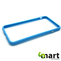 Silikonski Bumper za iPhone 6(s) PLUS Plavi