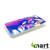 Silikonska maska za iPhone 5(s)&SE Lion