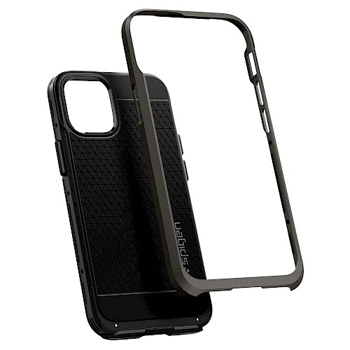 Spigen iPhone 12 Mini Case Neo Hybrid Gunmetal ACS01754