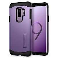 Spigen Galaxy S9 Case Slim Armor Violet 592CS22881